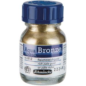 Schmincke Aqua-Bronze 20ml reichbleichgold