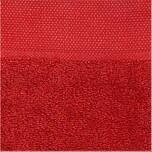 Rico Design Waschhandschuh 15x21cm rot