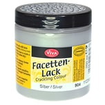 VIVA DECOR Facettenlack 250ml silber