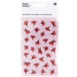 Paper Poetry Gelsticker Kirschblüten 1 Blatt