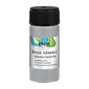 KREUL Magic Marble Marmorierfarbe 20ml silber