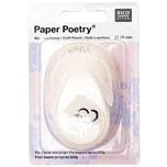 Paper Poetry Stanzer 2 Herzen 2,5cm