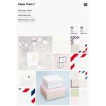 Paper Poetry Motivpapier Block My MeMo 21x30cm 30 Blatt