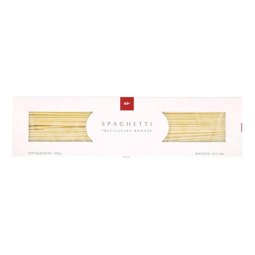 Feinkost Käfer, Spaghetti
