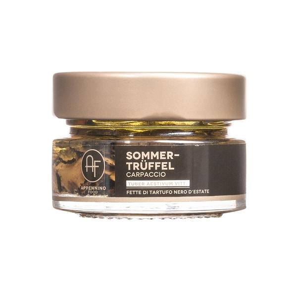 Appennino Sommertrüffel in Scheiben mit Olivenöl 50g