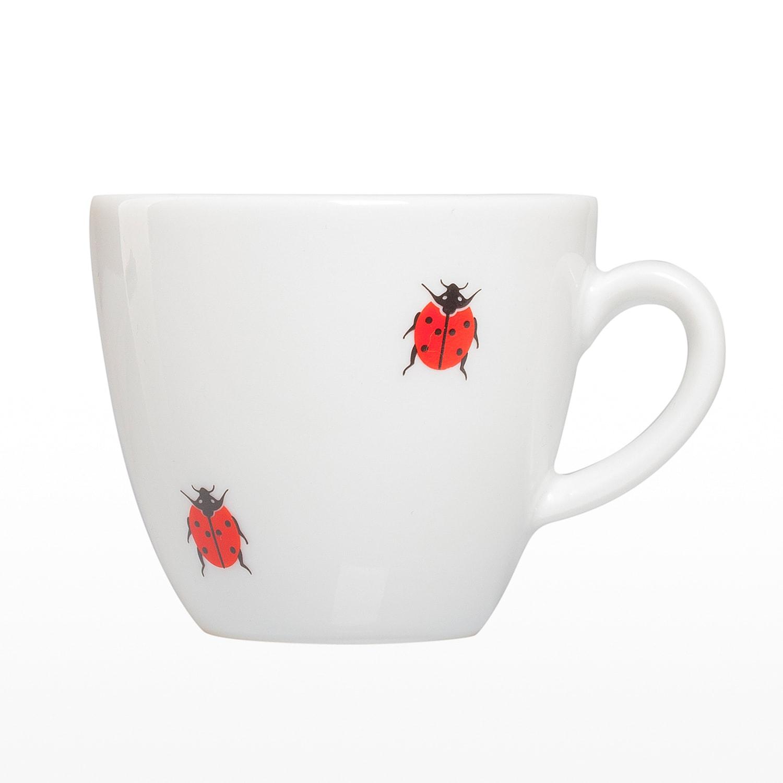 Feinkost Käfer Espresso Obertasse 0.05l