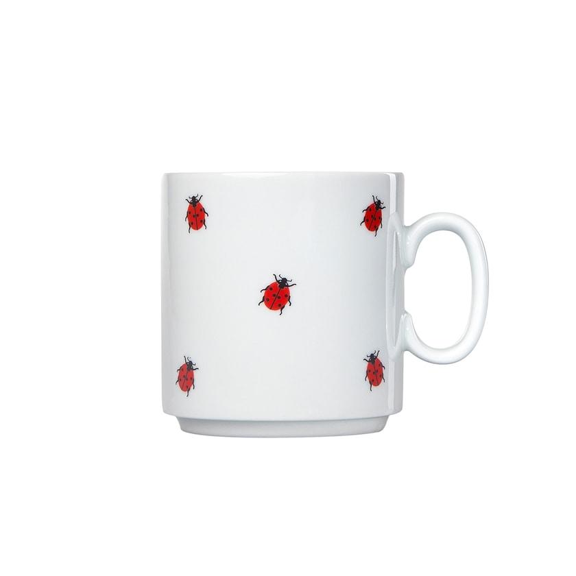 Feinkost Käfer Haferl Kaffeetasse 0.3l