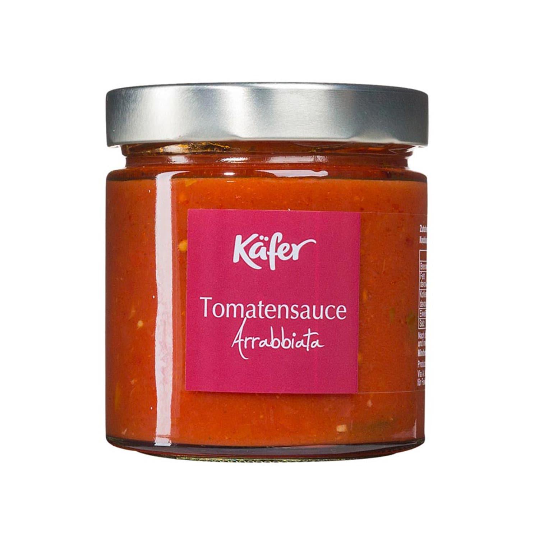 Feinkost Käfer Tomatensauce Arrabbiata 390ml