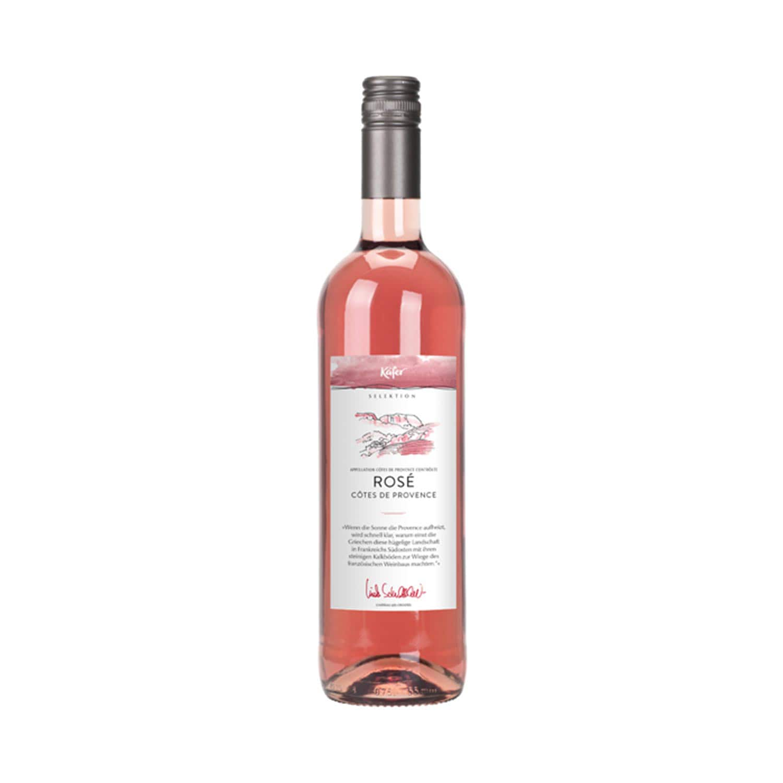 Feinkost Käfer Selektion 2016 Rosé Crostes de Provence Frankreich 0.75l