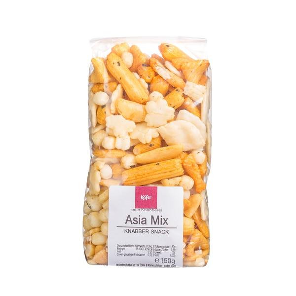 Feinkost Käfer Asia Mix Knabbergebäck 150g