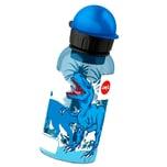 Emsa Trinkflasche Kids Dino 400 ml blau