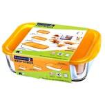 Luminarc 3-teiliges Frischhaltedosenset Keep'n
