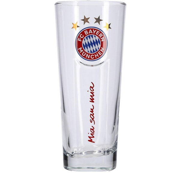 FC Bayern München Glas 2er Set