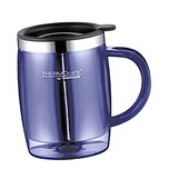 Thermos Trinkbecher Desktop Mug blau