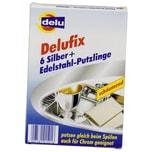 DELU Delu-Fix für Silber&Edelstahl 6er