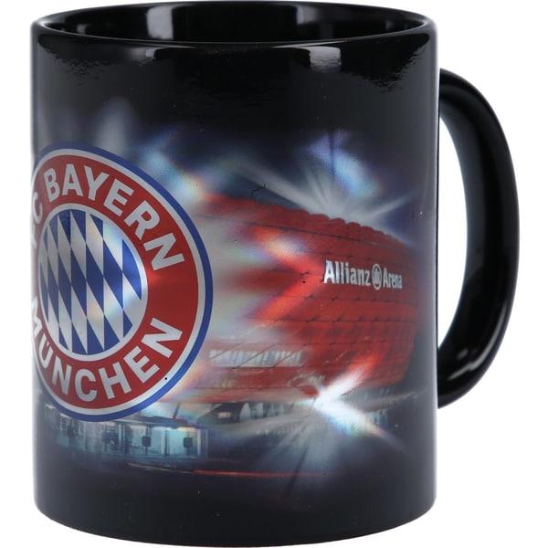 FC Bayern München Tasse Arena Metallic 0,3 Liter
