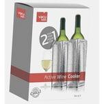 VACU VIN Aktiv Weinkühler 2 Stück