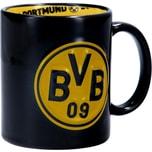 BVB Borussia Dortmund Tasse mit Innendekor 0,3 Liter