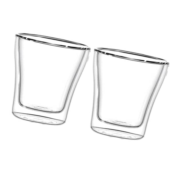 """LEONARDO Espressobecher """"Duo"""" 85 ml 2er Set"""