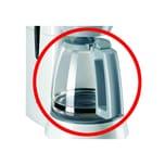 Melitta Glaskanne Single 5 grau, für 5 Tassen