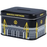 BVB Borussia Dortmund Metallspardose