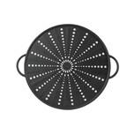 Emsa Smart Kitchen Spritzschutz, 31cm, schwarz