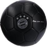 FC Bayern München Ball Classic Carbon schwarz Gr. 5