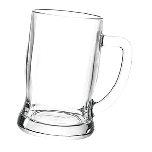 LEONARDO Bierglas Bierkrug Taverna, ca. 500 ml, 2er Set