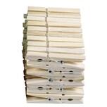 my basics Beutel Holz-Wäscheklammern, 50 Stück
