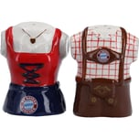 FC Bayern München Salz- & Pfefferstreuer Tracht