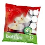 Bolsius Teelichter 30er Beutel