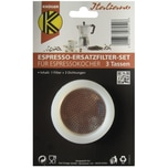 Krüger 1 Filter und 3 Ringe für Espressokocher (3)