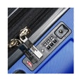 PSNGR Philadelphia 2.0 Trolleyset blau 55/68/76cm EXP XS/L/XL 216l 3-teilig