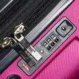 PSNGR Philadelphia 2.0 Trolleyset pink 55/68/76cm EXP XS/L/XL 216l 3-teilig