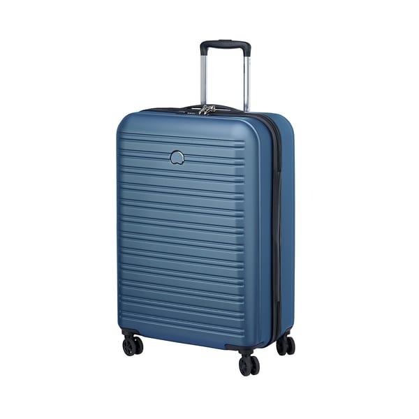 Delsey Ségur 2.0 Trolley L blau 70cm 95l