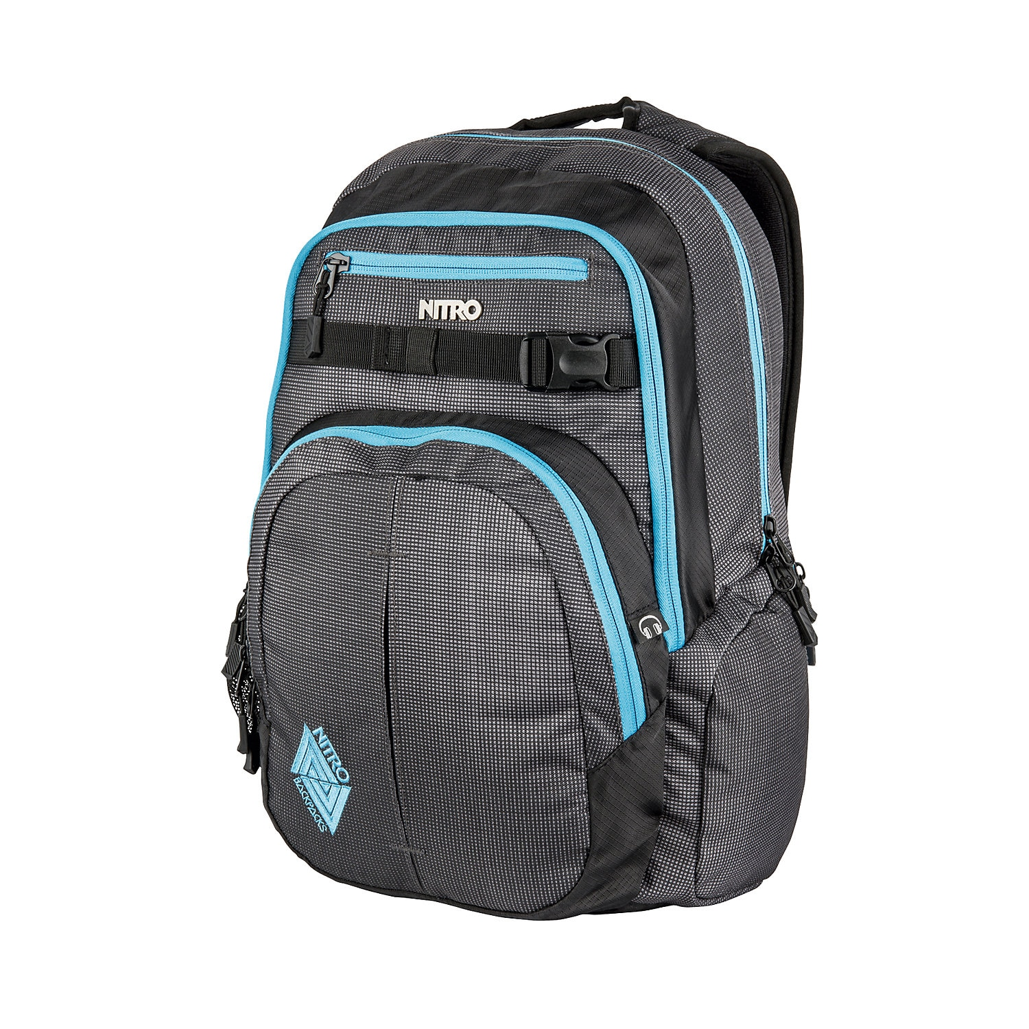 "Nitro Rucksack Chase 17"" L Daypack Collection 35 l"