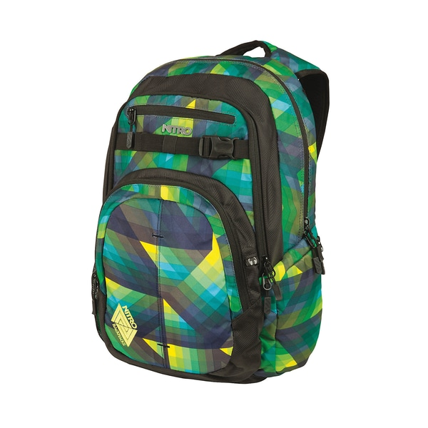 "Nitro Rucksack Chase 17"" Daypack Collection 35 l"