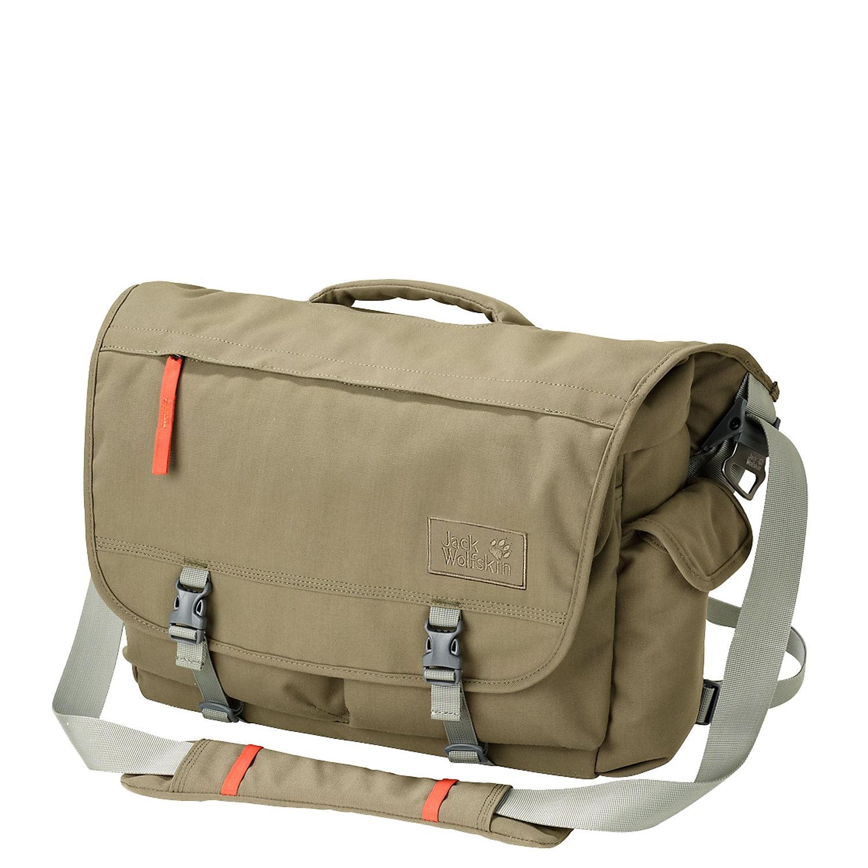 """Jack Wolfskin Messenger Bag Sky Pilot 15 Bag 14"""" The Frontier 15 l"""