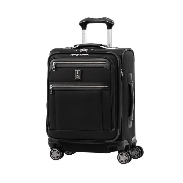 Travelpro Handgepäcktrolley 55 cm mit USB-Port Erweiterbar Small Platinum Elite 39 l