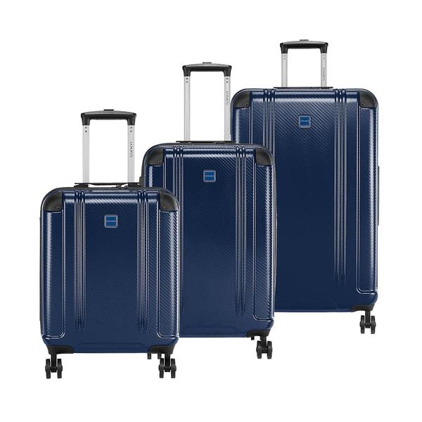 Assima Protector Trolleyset Loubs blau 54/67/76cm EXP 194l 3-teilig