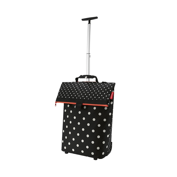 Reisenthel Trolley M Shopping mixed dots 43l