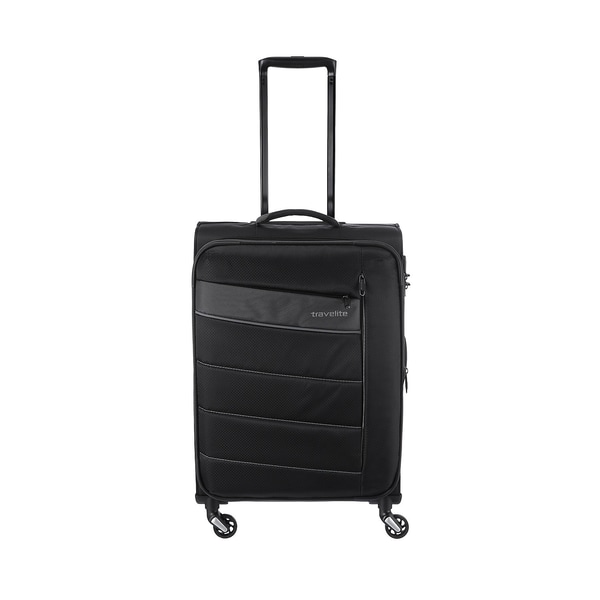 Travelite Kite Trolley M schwarz 64cm EXP 67l