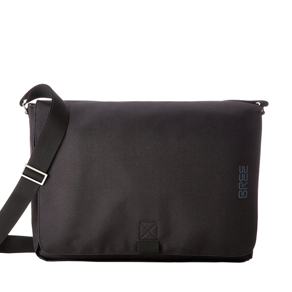 """Bree Messenger Bag L Punch 711 15"""" Punch Style"""