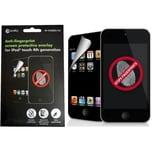 Macally Anti Fingerprint Display-Schutzfolie Folie für Apple iPod Touch 4 4G 4.