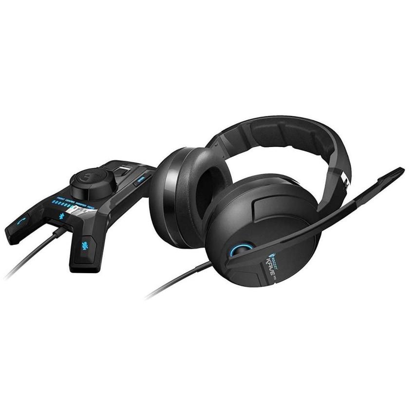 Roccat Kave XTD 5.1 Gaming Surround Over-Ear Headset Kopfhörer + USB Sound-Card