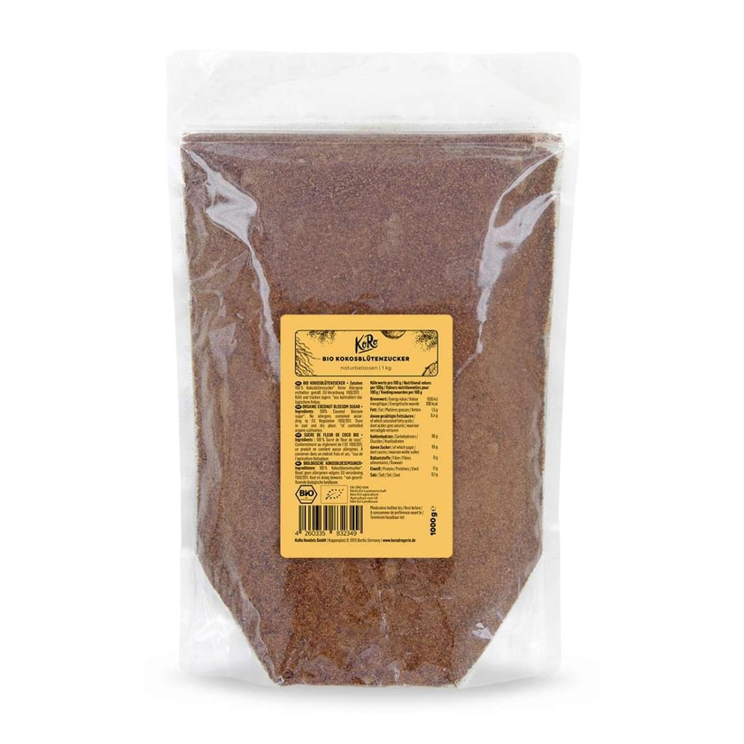 KoRo Bio Kokosblütenzucker 1kg