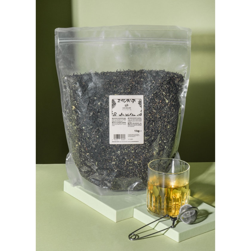 KoRo Schwarzer Tee Darjeeling 1 kg