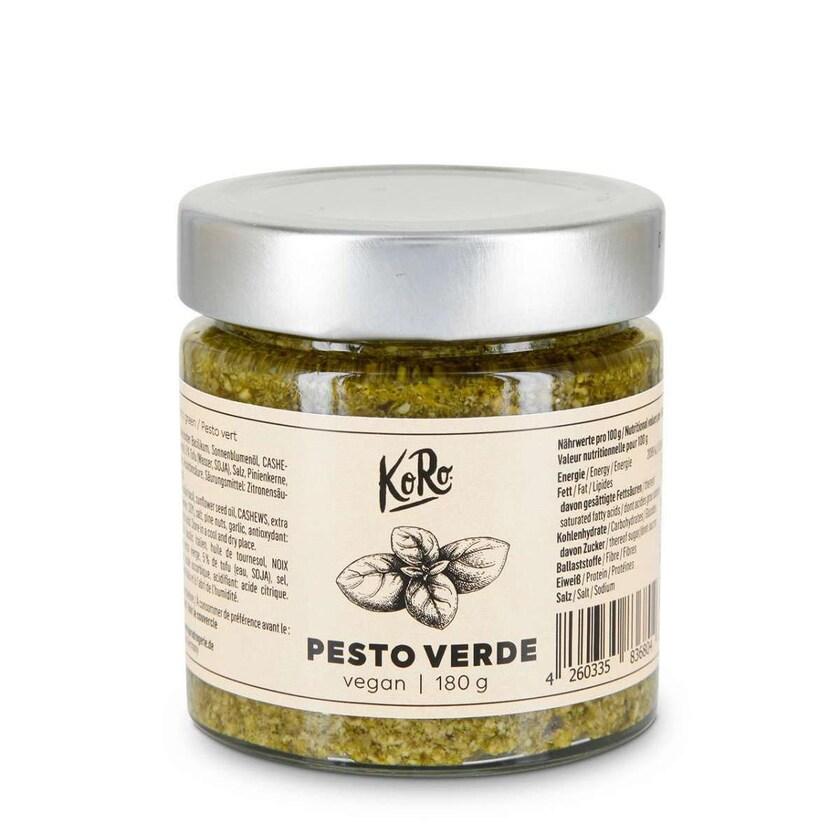 KoRo Pesto Verde Vegan 180 g