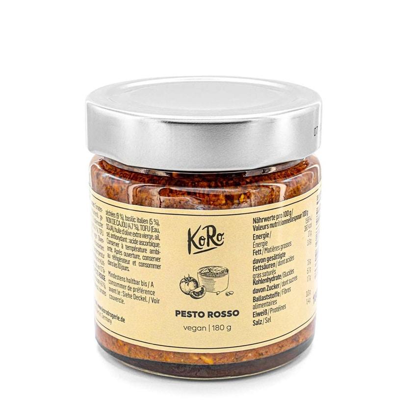 KoRo Pesto Rosso Vegan 180 g