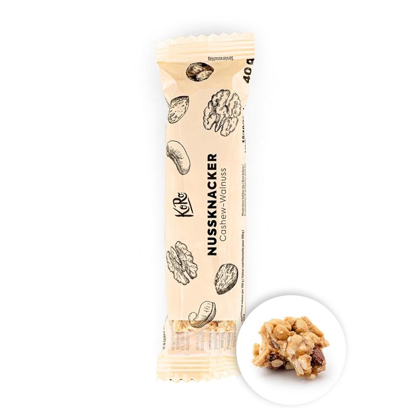 KoRo Nussknacker Cashew-Walnuss 40 g